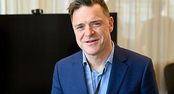 Etter 31 år er det slutt: Espen Egil Hansen gir seg i Schibsted