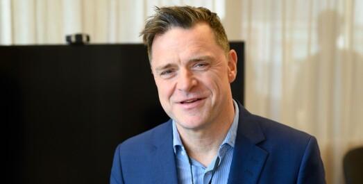 Espen Egil Hansen blir rådgiver i dansk aviskonsern