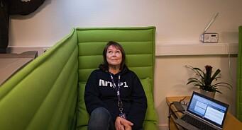 Magnhild Øwre (62) har jobbet hos NRK på Steinkjer i 31 år. Nå raser hun mot de lokale endringene