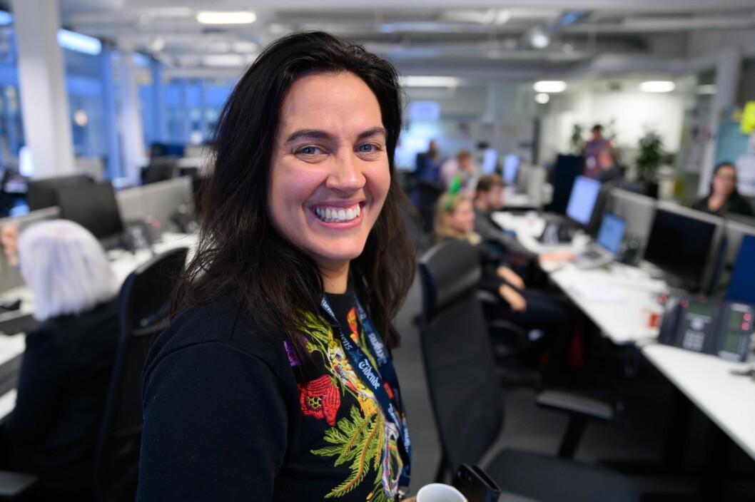 Sjefredaktør Frøy Gudbrandsen i Bergens Tidende mener at det er god journalistikk som gjør at BT når neste 83.000 abonnenter.