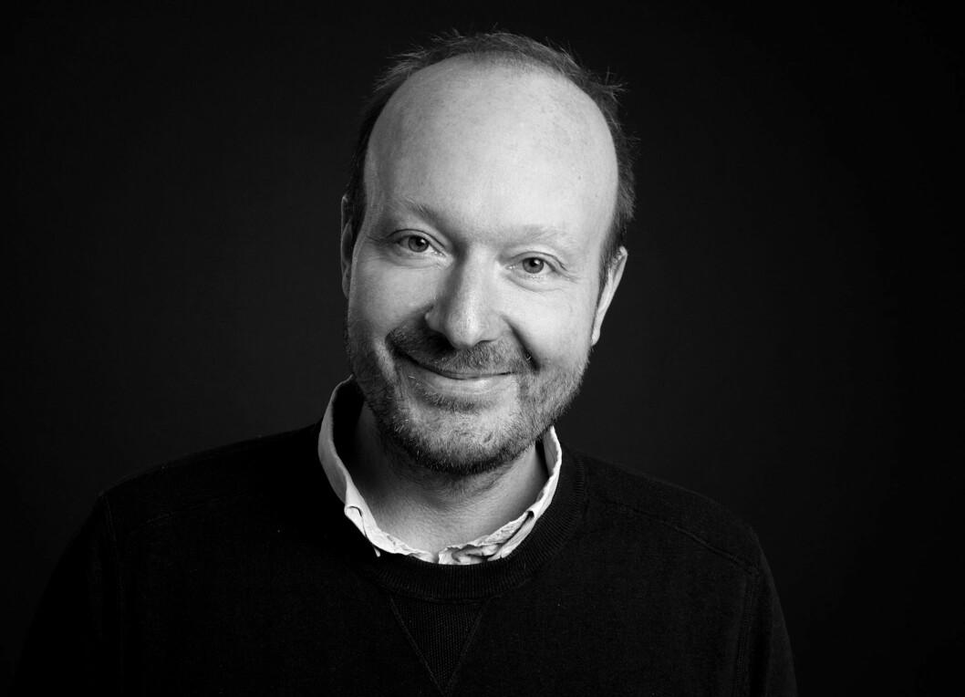 VG-journalist Ronny Berg.