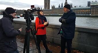 Slik dekkjer TV 2 og NRK valet i Storbritannia: – Forstår om folk er lei Brexit