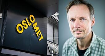 Ekstern rapport slaktet journalistikk-masteren til OsloMet – så tok de grep