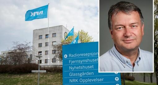 NRK har brukt over 88 millioner på sikkerhet og beredskap siden 2013