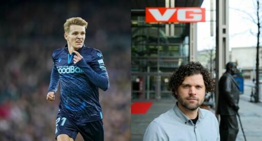 VG blir nekta intervju med Ødegaard etter avsløringar: – Vår rett å bestemma, seier klubben til M24
