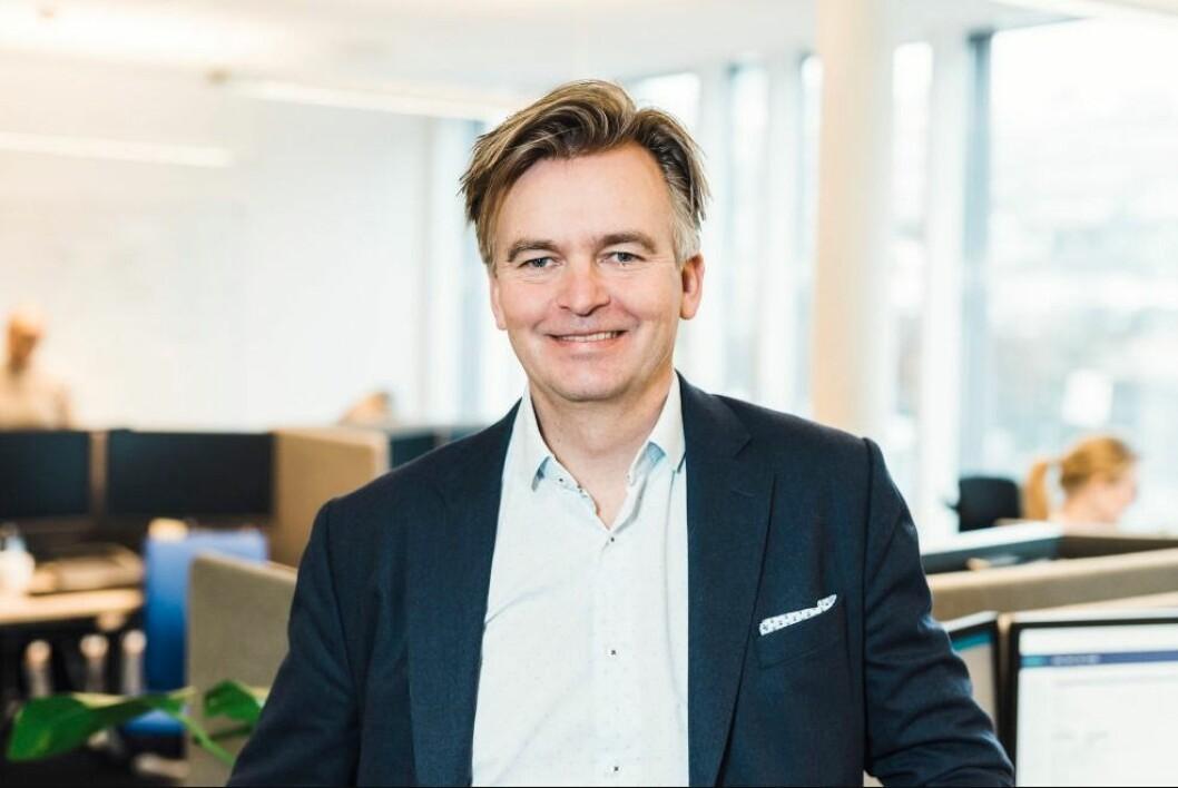 Magnar Øyhovden blir ny konserndirektør for Media Bergen fra 1. mars 2020.