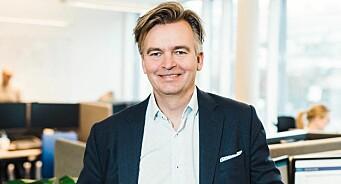 Tidligere Sbank-sjef Magnar Øyhovden blir konserndirektør i Media Bergen