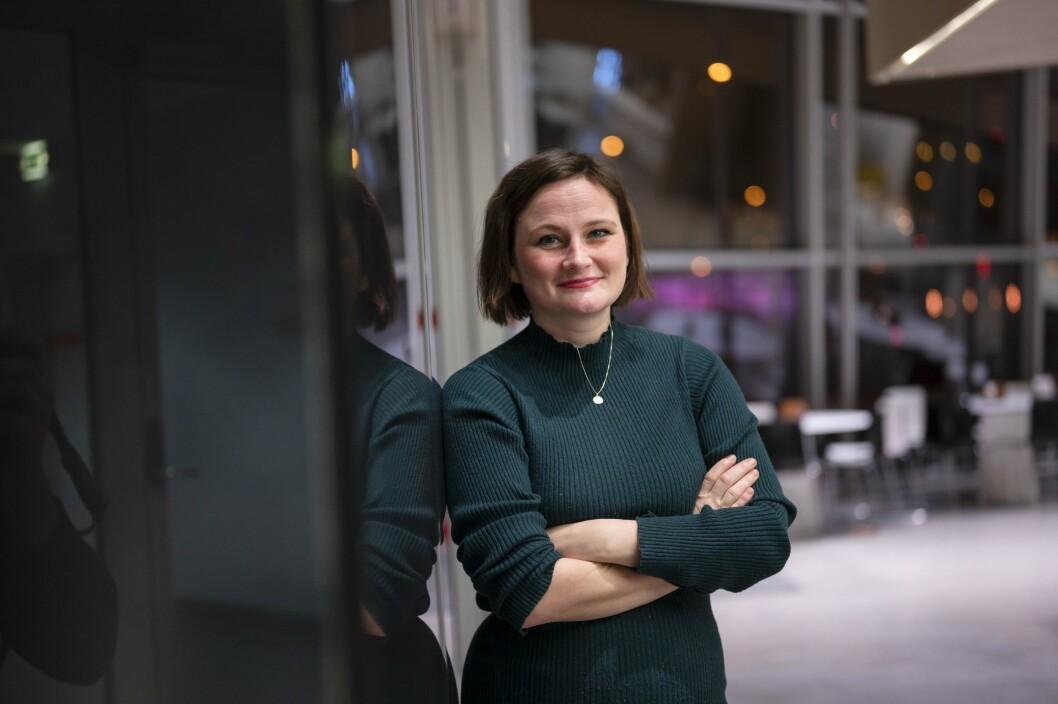 Marie Melgård liker ikke hennes journalistkollegaer går over til politikkens verden.