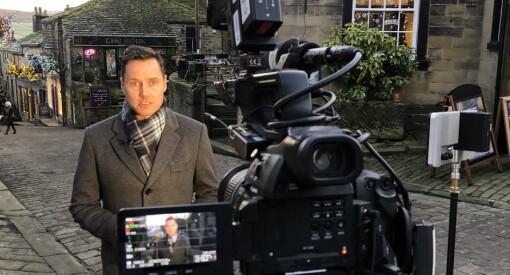 Kraftige inntrykk av massegraver og likbrenning i 2010 sette sine spor hos TV 2-reporter Kjetil Iden