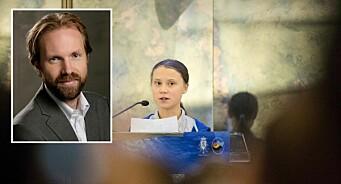 NRK endret Greta Thunberg-sak etter kritikk: – Fikk ikke forklart målet med artikkelen