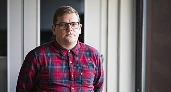 Nils Martin Silvola (36) fast ansatt i Journalisten