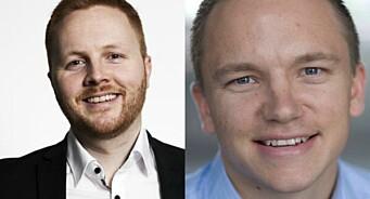 To sentrale direktører i Polaris Media slutter i konsernet