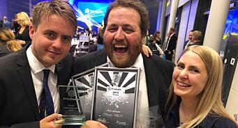 Dette er de nominerte til årets Prix Radio: – Veldig høyt nivå