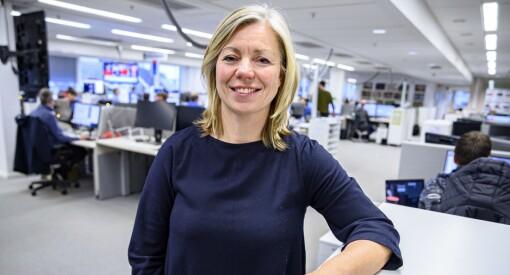 Trine Eilertsen blir ny sjefredaktør i Aftenposten: – Jeg er stolt, glad og litt fylt av alvor