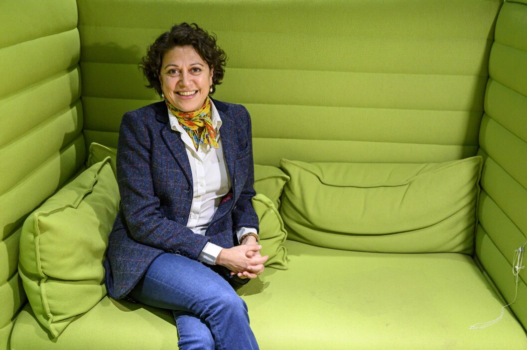 Yasmin Syed skal være kanalvert på NRK på julaften for femte gang siden 2001 i år. – En stor ære, sier hun.