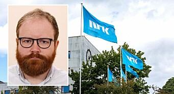 NRK nyheter lanserer klimagruppe med ti reportere
