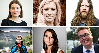 Dagbladet ansetter Angelica (27), Frode (23), Lars Martin (36), Ingunn (33), Brage (24) og Marthe (29)
