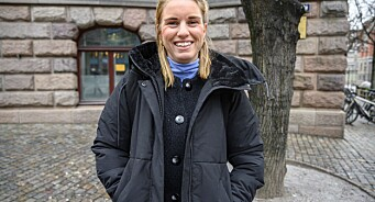 Synva Hjørnevik ville løfte frem mennesker på utsiden av samfunnet. Nå har over 100 000 hørt podkasten hennes