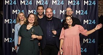 Medier24 økte sidevisningene med over 40 prosent i 2019. Dette kan du forvente av oss i 2020