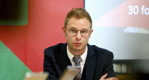 Snorre Valen blir politisk redaktør i nettavisa Nidaros i Trondheim