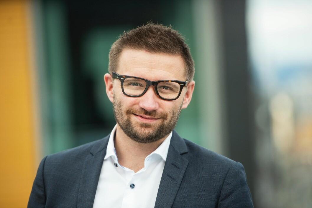 Rolf Jarle Brøske, bystyremedlem (H) i Trondheim og konserndirektør i Sparebank 1 SMN.