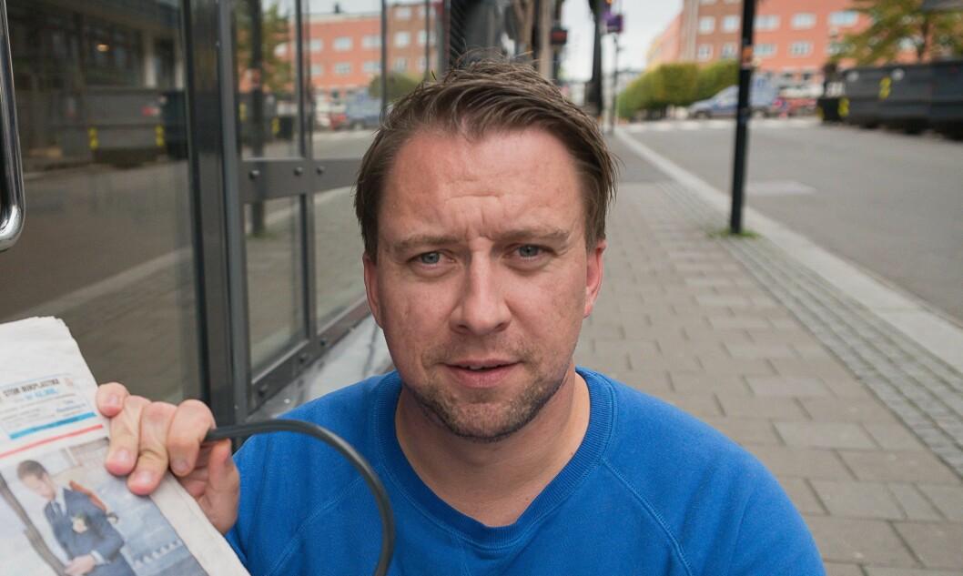 Jan Morten Frengstad forlater Østlendingen.