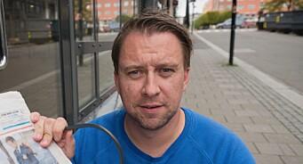 Jan Morten Frengstad slutter som nyhetsredaktør i Østlendingen – begynner i Hamar Arbeiderblad