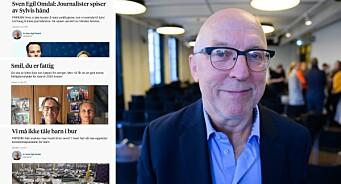 Sven Egil Omdal var Stavanger Aftenblads viralkonge i 2019: – Overraskende