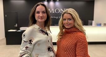 Maren Wilberg Rostad og Julie Opsvik hentes til Egmont Publishing