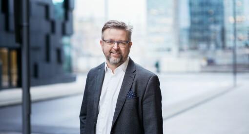 Carl Fredrik Bø (51) forlater Apeland - blir byråleder for Artell