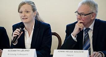 Elisabeth Løland er ny kommunikasjonssjef i KrF
