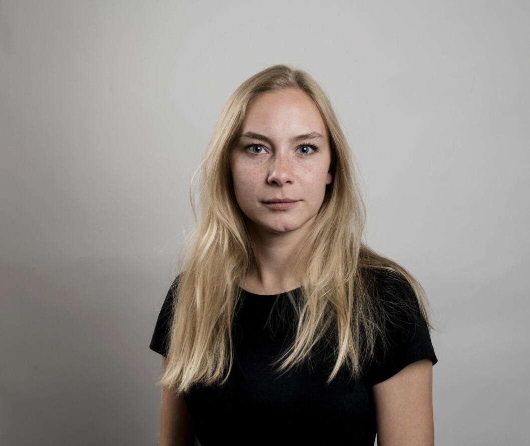 Linn-Elise Øhn Mehlen er ny markedssjef i Klassekampen.