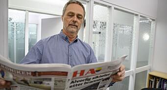 Hamar Arbeiderblad-redaktøren om krisehøsten i konsernet: – Har vært krevende