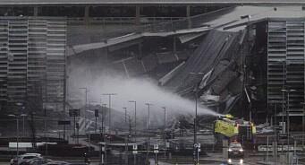 Nei, brannen på Stavanger lufthavn startet ikke i en elbil