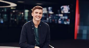 Johannes Slettedal forlater NRK Super - blir programleder for TV 2 Skole