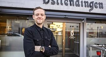 Hvordan blir en 29-åring redaktør og daglig leder i Østlendingen? Det lurer også Truls Sylvarnes på