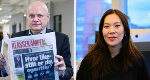 Bjørgulv Braanen nådeløs om Morgenbladets kutt av lederartikkelen: – Fallitterklæring