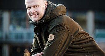 Simen Aker Grimsrud forlater Fagbladet - blir journalist hos Fontene