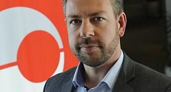 John Eckhoff blir ny pressesjef for SAS i Norge
