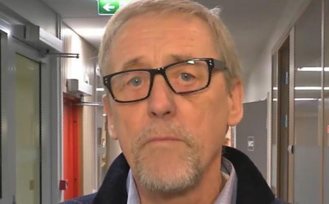 Tidligere TV 2-reporter Terje Dalen.