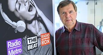 Svein Larsen går av som sjef for Radio Metro