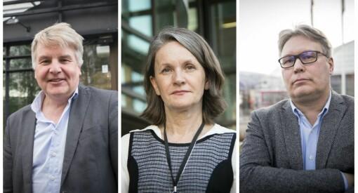 Kommentator mener Morgenbladet blir mindre viktig etter å ha kuttet lederartikkelen