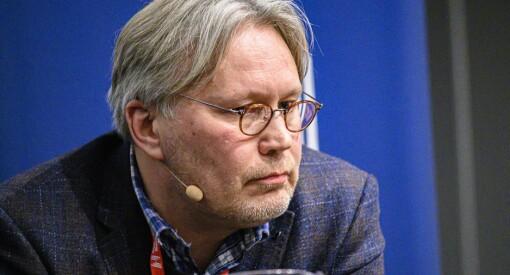 Skjalg Fjellheim om Oslo-pressen: – I utakt med Norge
