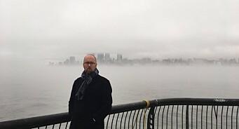 Michael Brøndbo tok sluttpakke i Nationen – nå blir han redaksjonssjef i Fagbladet