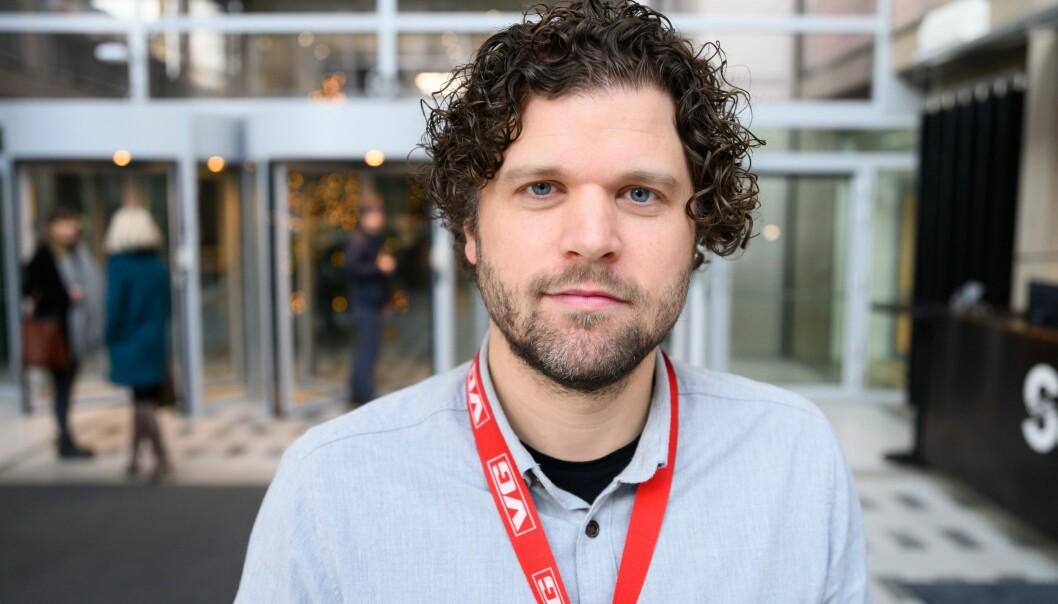 VGs sportssjef Eirik Borud er misfornøyd med at landslagsspillerne ikke har møtt pressen etter flere kamper. Nå lover forbundet bedring.