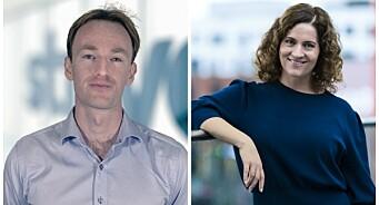 Endre Lübeck og Silje Førsund fast ansatt i Dagbladet Pluss