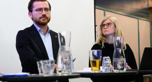 TV 2-redaktør Karianne Solbrække: – Viktige kjelder vert pakka inn med eit informasjonsapparat