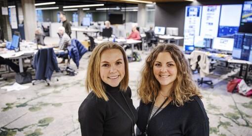 Fevennen-journalistene Christina og Eva flyttet inn til en skoleklasse i én uke