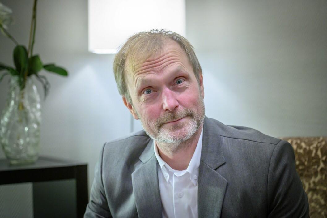 Mangeårig Adressa-journalist og kommentator Harry Tiller er nå i rollen som kommunikasjonssjef i Trondheim kommune