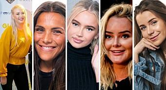 Nå skal Norges beste influencere kåres - disse kan vinne Vixen Awards